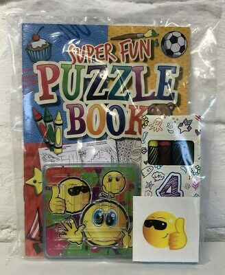 Kids Party Bag Filler Pack - Birthday Favour Gift Lucky Dip