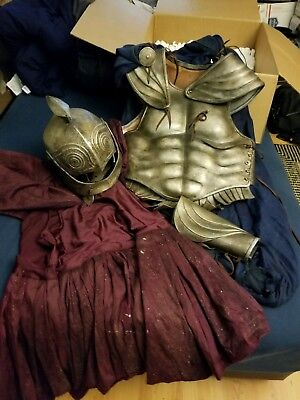 Immortals screen used hoplite armor with coa