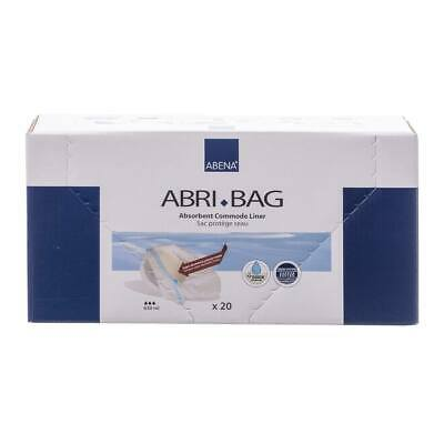 Abri-Bag Commode Liner - 20 Pack