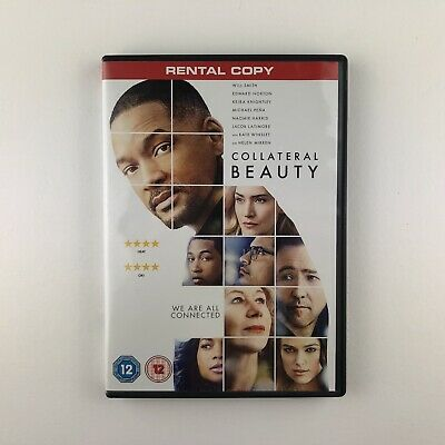 Collateral Beauty (DVD, 2017) r