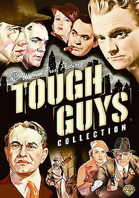 Warner Bros Tough Guys Collection, BRAND NEW FACTORY SEALED 6-DVD SET (2006)