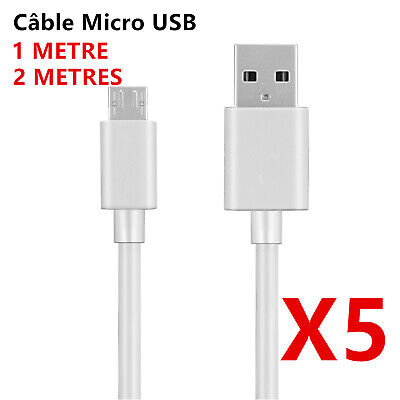 CABLE POUR SAMSUNG A1 S6 S7 J3 J4 Plus J5 J6 J7 A6 MICRO USB Chargeur Rapide