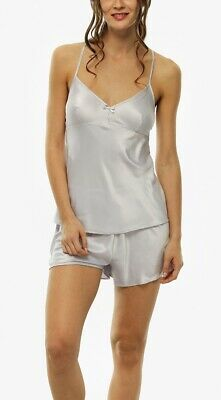 6023588a96 LOVABLE PIGIAMA SILVER Satin Donna 9L07J2E.043 - EUR 13,87 | PicClick IT