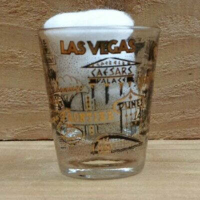 "LAS VEGAS, NEVADA ""Shot Glass"" orig."