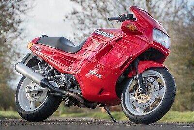 **DEPOSIT RECEIVED** 1993 Ducati 907 IE , only 13,800 miles, service history