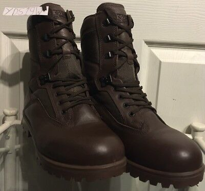 YDS Kestrel Genuine Army Issue Brown MTP Male Combat/Assault Boots 9W YDS19W