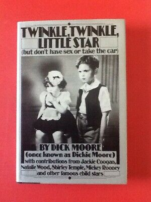 Twinkle, Twinkle, Little Star (But Don't Have Sex or Take the Car) 1st ed HCDJ