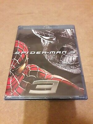 Pelicula Blu Ray Spiderman 3 Precintada