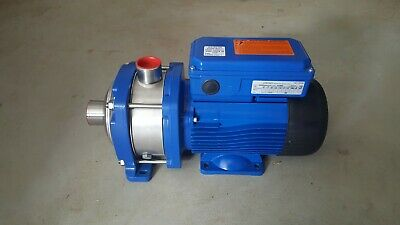 GOULDS 2HP 3PHASE water booster pump 10HM02N15T6PBQEBP on
