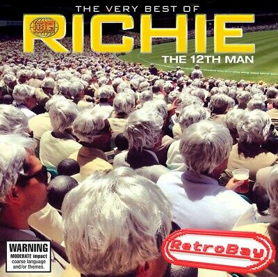 Very Best of Richie, The 12th MAN CD (BRAND NEW, 2 Disc set, Comedy Album)