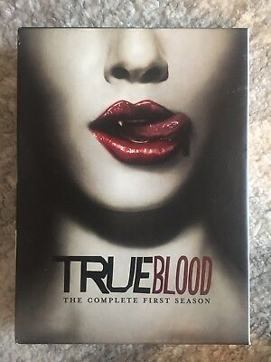True Blood Season 1 DVD collection