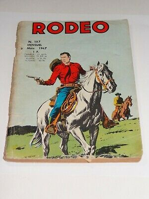 Rodeo N°187 Lug 05 Mars 1967. Voir photos