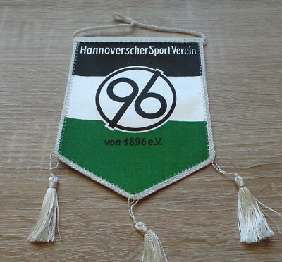 Eishockey Alter Autowimpel Wimpel vintage DEL Hannover Scorpions Eishockey