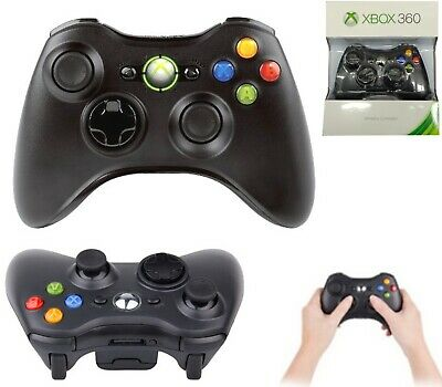 Joystick Xbox 360 Controller Wireless Joypad Gaming Senza Fili