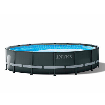 Piscina desmontable Intex 26326 Ultra XTR Frame 488x122cm Redonda