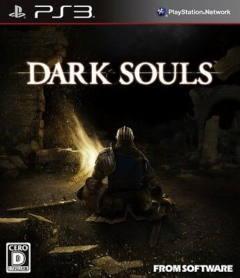 USED PS3 Dark Souls Japan Form Softwear Free Shipping Play Station3 SONY
