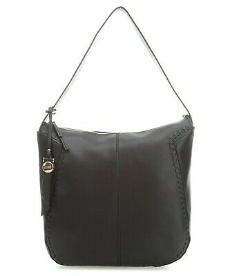 BORSA DONNA LIU Jo Hobo Bag L Enchained Romantic Graphism Nero A19047 119