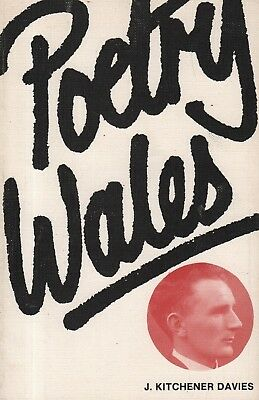"THE JAMES KITCHENER DAVIES SPECIAL ISSUE OF ""POETRY WALES"" (Winter 1982)"