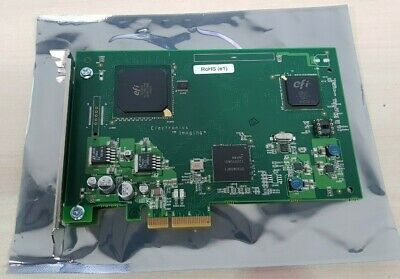 EFI Electronic Imaging Video Card Sandhill 45065638 A