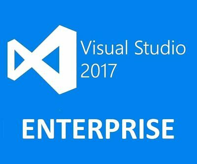 Visual Studio 2017 ENTREPRISE ✔️ Lifetime License 🔐 FAST DELIVERY 📥