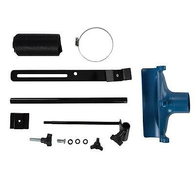 Lathe Dust Collection System 76 x 229mm (3'' x 9'') With Polymer Dust Scoop