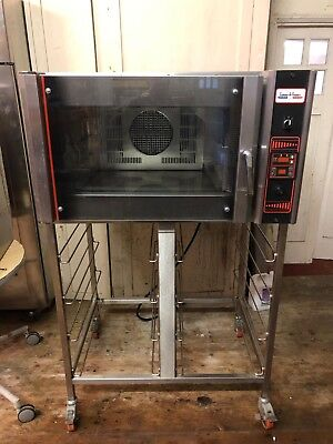 Eurofours 4 Grid Electric Convection Oven Bake Off Oven Single Phase 9KW 230V