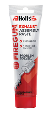 FG1RP Holts Gun Gum Firegum Exhaust Repair Tube Assembly Paste - 150g
