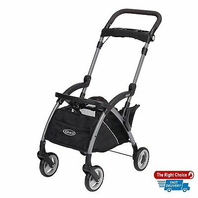Elite Stroller And Car Seat Carrier Ultra-Portable Graco Seats Black