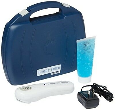 Portable Ultrasound Therapy Care Kit Heat Treat Pain Muscle Spasms Stiff Joints