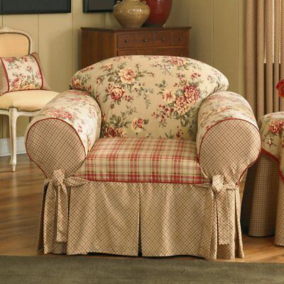 Miraculous Sure Fit Lexington Cushion Loveseat Slipcover 62 71 Ncnpc Chair Design For Home Ncnpcorg