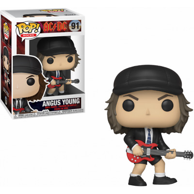 FK36318 AC/DC Funko POP! Rocks -  Figura Angus Young