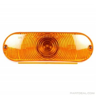 Truck-Lite 60 Series Oval Incandescent Front/Park/Turn Light TL60302Y