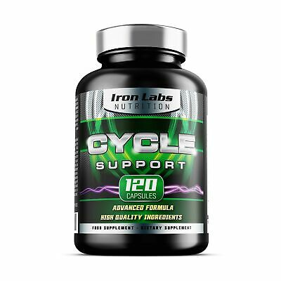 Cycle Support - Advanced On Cycle Support Formula & Liver Assist - Max Potenc...