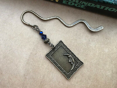 NEW Man in the Moon Mini Bookmark (Five Colors)