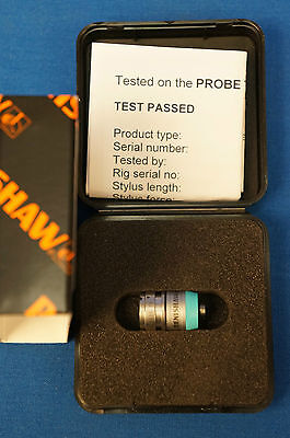 Renishaw TP20 Low Force CMM Probe Module New In Box with One Year Warranty
