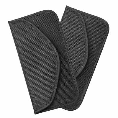 2 x Car Key Signal Blocker Pouch Faraday Bag for Blocking Keyless Entry Anti T9