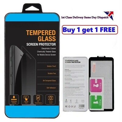Tempered Glass Screen Protector For Apple iPhone XR 2018 - 100% UK