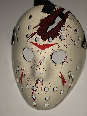 friday the 13th jason voorhees hockey mask