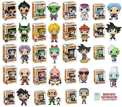Funko POP! Animation Dragon Ball Z/Super Collectible Vinyl Figure