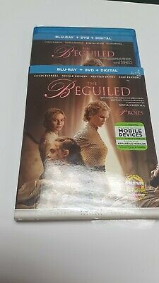 The beguiled Blu-ray DVD and digital