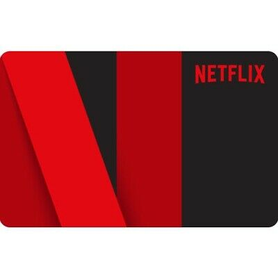 $30 Netflix Gift Card (EMAIL DELIVERY) (USA ONLY)