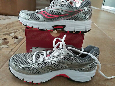 b6fbe12f9f8 NEW  64 WOMENS Saucony Grid Cohesion 8 running shoes