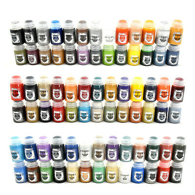 CITADEL 78 Brand NEW FRESH Complete AIR Paints set lot Bundle 24ml