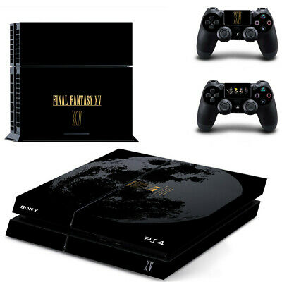 Skin Decal Sticker For Ps4 Console Cuh-1200 Series Pop Skin Design Last Of Us#03 Faceplates, Decals & Stickers
