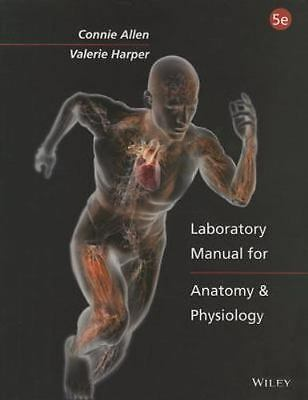 Laboratory Manual for Anatomy and Physiology by Connie Allen PDF e-DELIVERy!