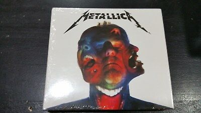 Metallica - Hardwired... To Self Destruct (Deluxe Edition) (3 Cd Sigillato 2016)