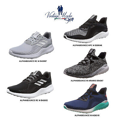 low priced 0a863 b02e1 Adidas Calzature AlphaBounce HPC M Man Shoes BB9048 Scarpa Sport Running  Uomo