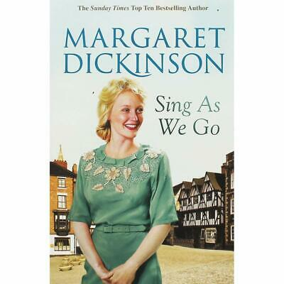 Margaret Dickinson - Sing As We Go *NEW* + FREE P&P