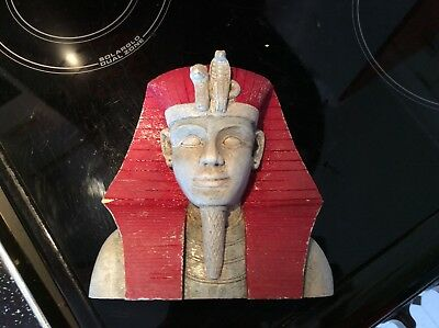 beautiful egyptian goddess latex mould