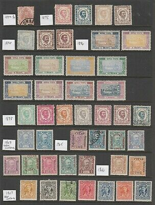 Montenegro - Small Selection Of Early Issues